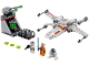 Set No: 75235  Name: X-wing Starfighter Trench Run