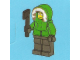 Set No: 7553  Name: Advent Calendar 2011, City (Day  9) Ice Fisherman