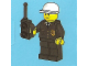 Set No: 7553  Name: Advent Calendar 2011, City (Day 13) Police Officer with Radio