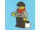 Set No: 7553  Name: Advent Calendar 2011, City (Day  1) Robber with Snowball