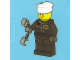 Set No: 7553  Name: Advent Calendar 2011, City (Day  3) Police Officer with Handcuffs