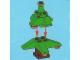 Set No: 7553  Name: Advent Calendar 2011, City (Day  6) Christmas Tree