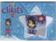 Set No: 7575  Name: Advent Calendar 2004, Clikits (Day 21) Gift Tag with Icons