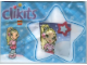 Set No: 7575  Name: Advent Calendar 2004, Clikits (Day  7) Gift Tag with Icons
