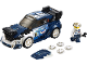 Set No: 75885  Name: Ford Fiesta M-Sport WRC