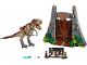 Set No: 75936  Name: Jurassic Park: T. rex Rampage