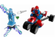 Set No: 76014  Name: Spider-Trike vs. Electro