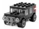 Set No: 7602  Name: Black SUV polybag