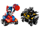 Set No: 76092  Name: Mighty Micros: Batman vs. Harley Quinn