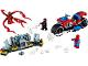 Set No: 76113  Name: Spider-Man Bike Rescue