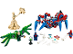 Set No: 76114  Name: Spider-Man's Spider Crawler
