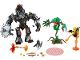 Set No: 76117  Name: Batman Mech vs. Poison Ivy Mech