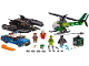 Set No: 76120  Name: Batman Batwing and The Riddler Heist
