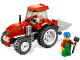 Set No: 7634  Name: Tractor