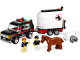 Set No: 7635  Name: 4WD with Horse Trailer