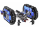 Set No: 7664  Name: TIE Crawler