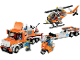 Set No: 7686  Name: Helicopter Transporter