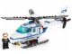 Set No: 7741  Name: Police Helicopter
