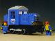 Set No: 7760  Name: Diesel Shunter Locomotive
