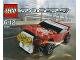 Set No: 7801  Name: Rally Racer polybag
