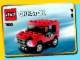 Set No: 7803  Name: Jeep polybag