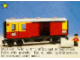 Set No: 7819  Name: Postal Container Wagon Covered