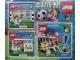 Set No: 78800  Name: Soccer Bonus Set