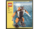 Set No: 7910  Name: Robot Promotional (Duracell)