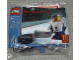 Set No: 7919  Name: McDonald's Sports Set Number 4 - White Hockey Player #5 polybag