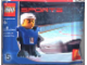 Set No: 7920  Name: McDonald's Sports Set Number 5 - Blue Hockey Player #4 polybag
