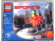 Set No: 7922  Name: McDonald's Sports Set Number 6 - Orange Vest Snowboarder polybag