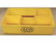 Set No: 794  Name: Storage Box - Yellow