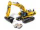 Set No: 8043  Name: Motorized Excavator
