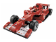 Set No: 8142  Name: Ferrari 248 F1 1:24 (Vodafone version)