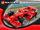 Set No: 8142  Name: Ferrari 248 F1 1:24 (Alice version)