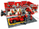 Set No: 8144  Name: Ferrari 248 F1 Team (Schumacher Edition)