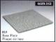 Set No: 815  Name: Baseplate, Gray