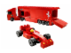 Set No: 8153  Name: Ferrari F1 Truck 1:55