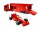 Set No: 8153  Name: Ferrari F1 Truck 1:55