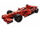 Set No: 8157  Name: Ferrari F1 1:9