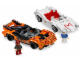 Set No: 8158  Name: Speed Racer & Snake Oiler