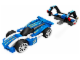 Set No: 8163  Name: Blue Sprinter