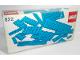 Set No: 822  Name: Blue Plates Parts Pack