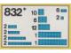 Set No: 832  Name: Blue Bricks Parts Pack