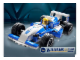 Set No: 8374  Name: Williams F1 Team Racer 1:27