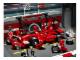 Set No: 8375  Name: Ferrari F1 Pit Set