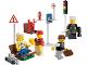 Set No: 8401  Name: City Minifigure Collection