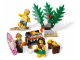 Set No: 850449  Name: Minifigure Beach Accessory Pack