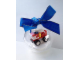 Set No: 850842  Name: City Fire Truck Holiday Bauble