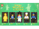 Set No: 852697  Name: Vintage Minifigure Collection Vol. 3